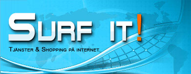 Surf it! - Tj�nster och shopping p� Internet